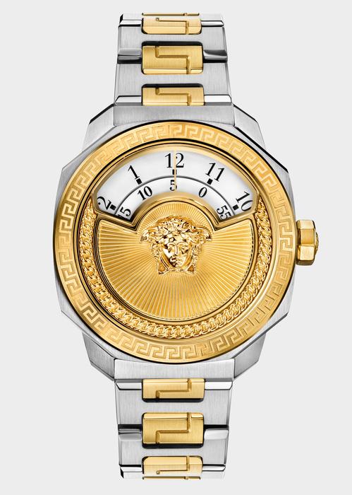 Dylos automatic Ltd Ed white insert PNUL - Versace Preziosi