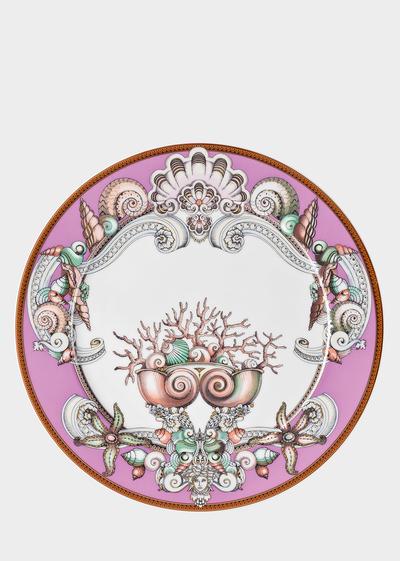 Étoiles De La Mer Plate 33 CM Plates - Versace