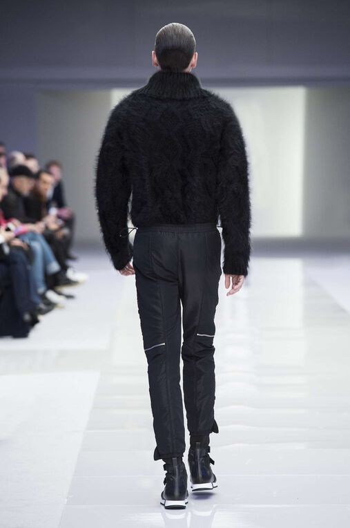 LOOK 59 Fashion Show Fall Winter