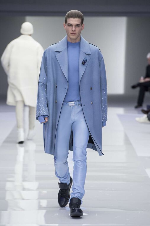 LOOK 21 Fashion Show Fall Winter