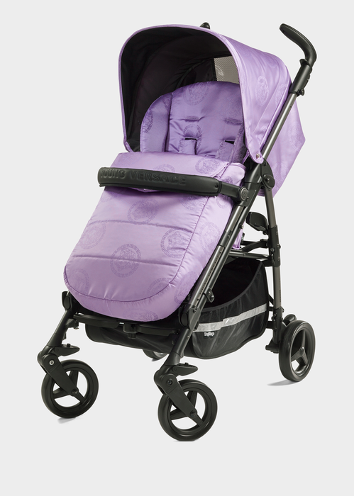 Kinderwagen Medusa Jacquard - Young Versace Kinderwagen