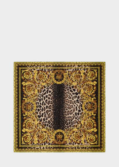 Wild Baroque Seidentuch Foulards & Tücher - Versace