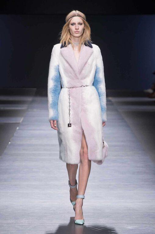 LOOK 47 Fashion Show Fall Winter