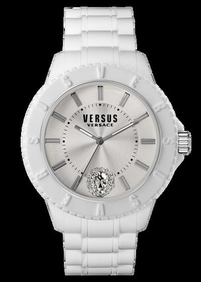Tokyo R White Dial Watch Watches - Versus