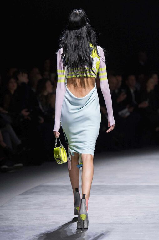 LOOK 43 Fashion Show Fall Winter