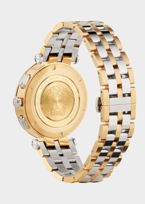 V-Race GMT Alarm - Versace Watches