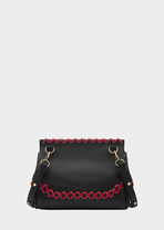 Palazzo Empire Cross Stitch Bag - Versace Shoulder Bags