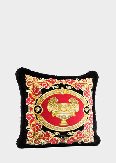 Le Vase Baroque Cushion Cushions - Versace Home