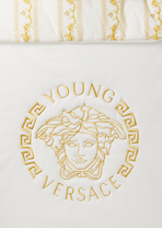 Hooded New Born Nest - Young Versace Accesories