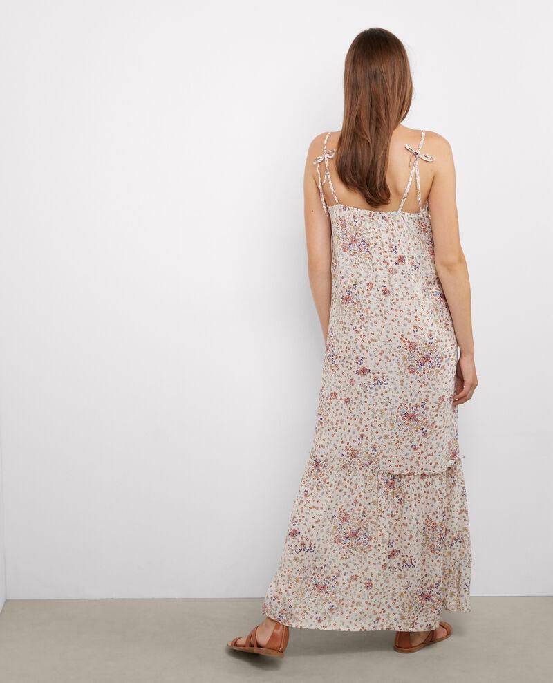 Vestido largo estampado Gipsy Amaryllis