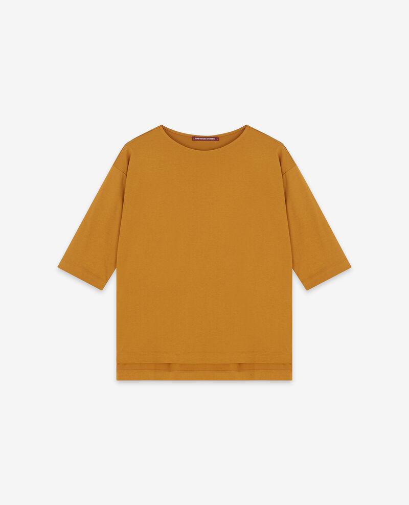 T-shirt à manches mi- longues Curcuma Dimac
