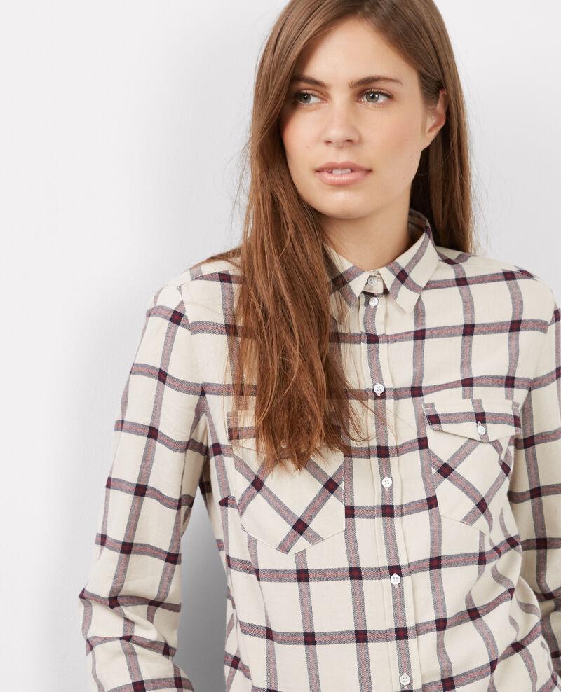 Chemise manches longues à carreaux Off white Bolivia