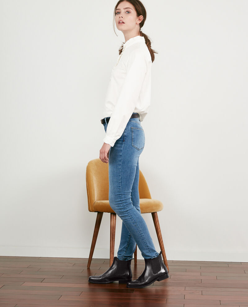 Skinny jeans Light indigo Dolivet
