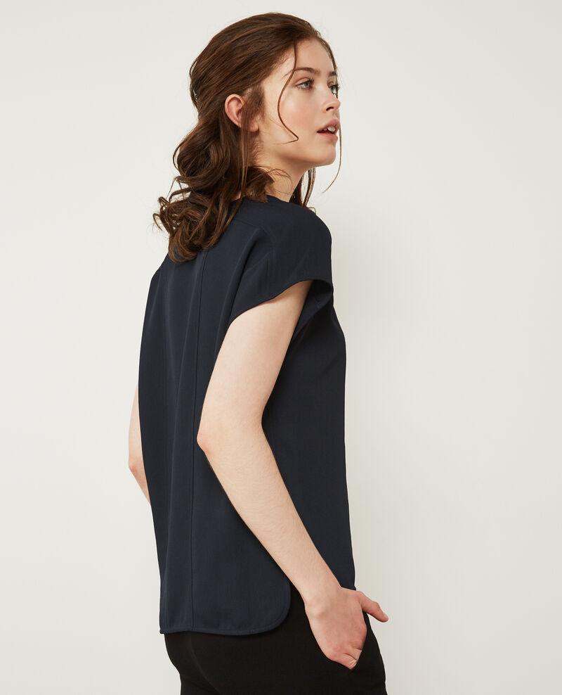 Chemisier femme blouse tunique chemise comptoir des cotonniers - Tunique comptoir des cotonniers ...