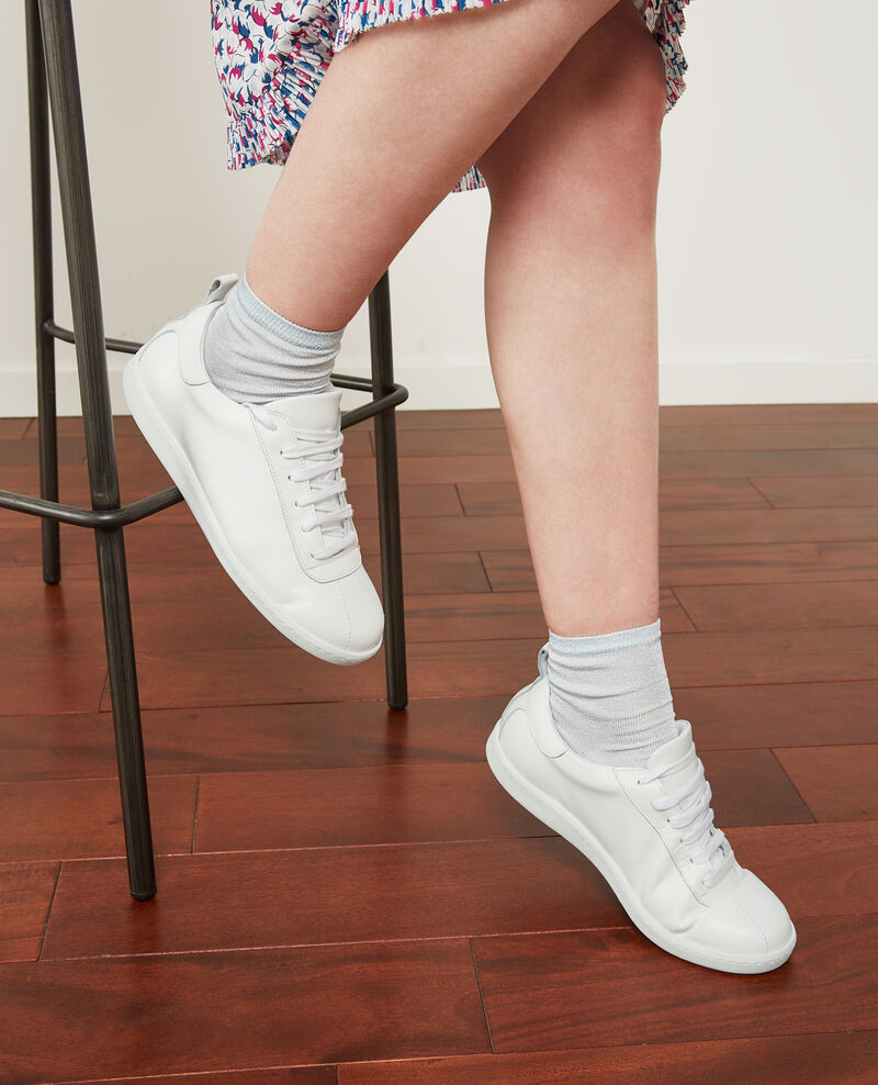 Sneakers en cuir Off white Delaver