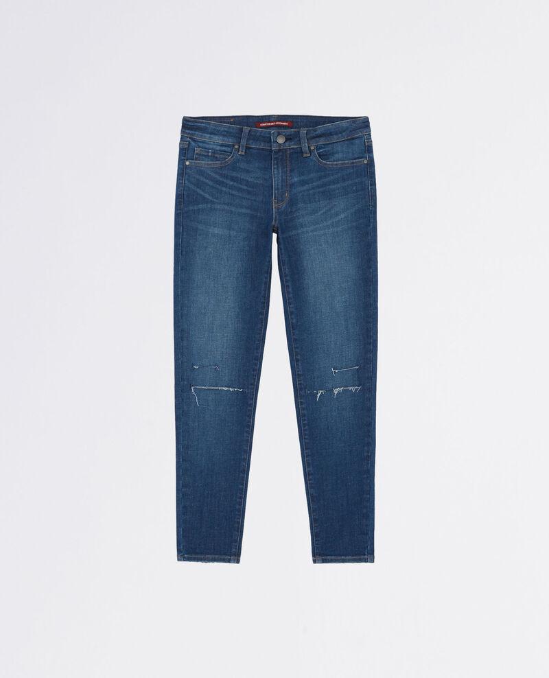 Jeans boyfriend Blue Chose