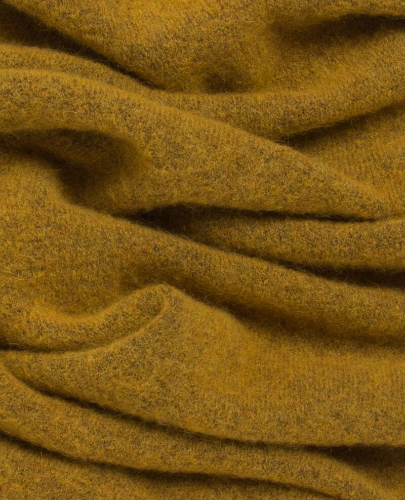 Echarpe avec alpaga et laine Safron Baples