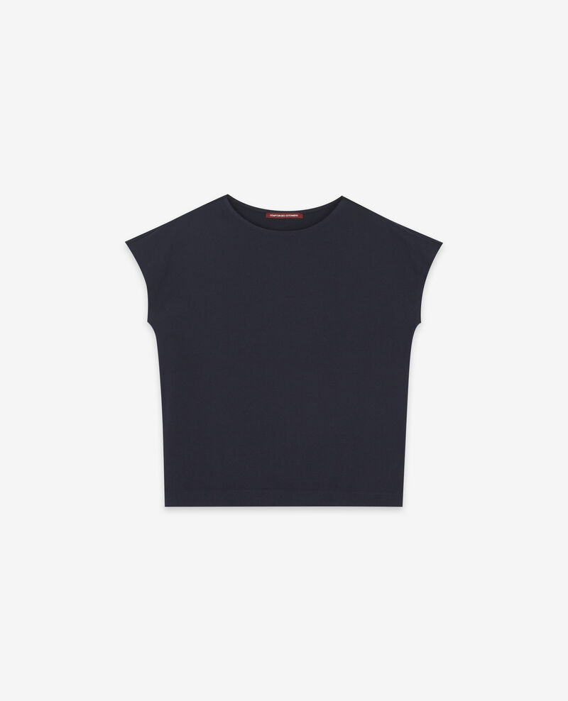 T-shirt Navy Dais
