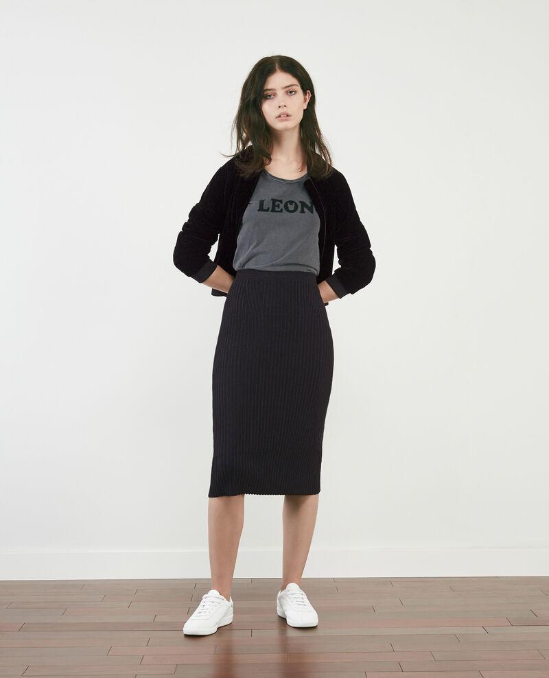 T-Shirt Léon Light heather grey Daloupe
