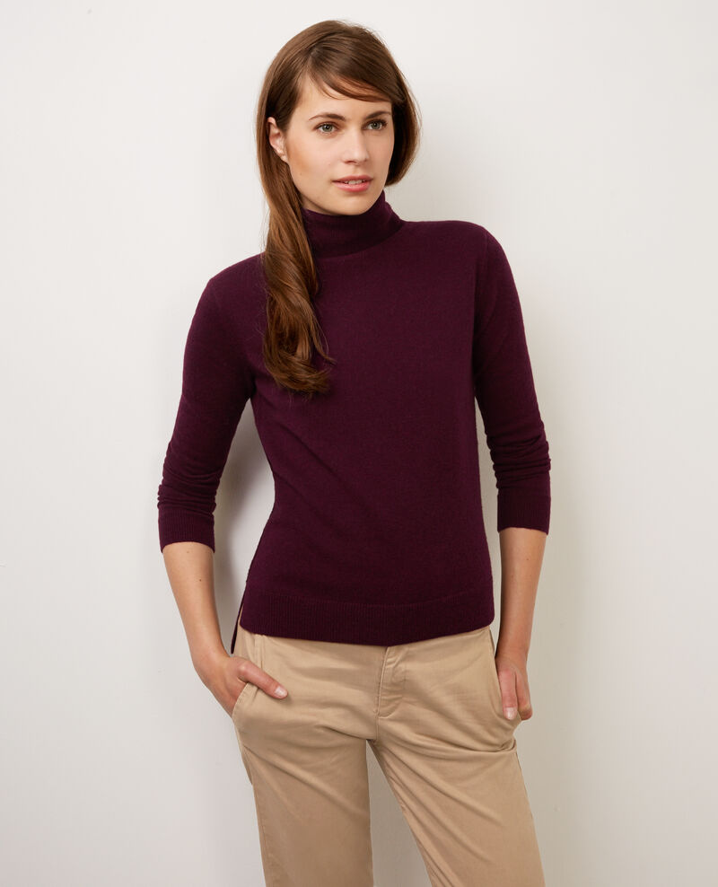 Cashmere roll neck Amore Bruno