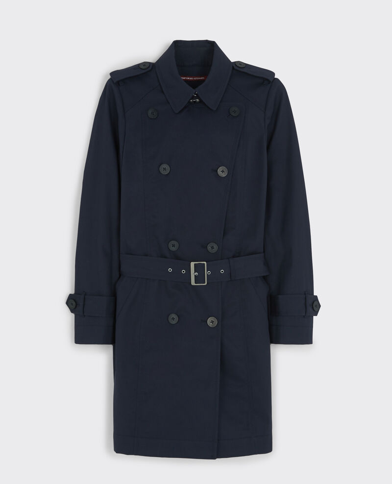 Trenchcoat Dark navy Cadeau