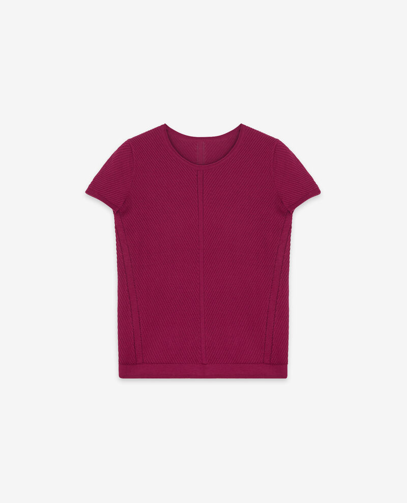 T-Shirt en maille Peony Deluz