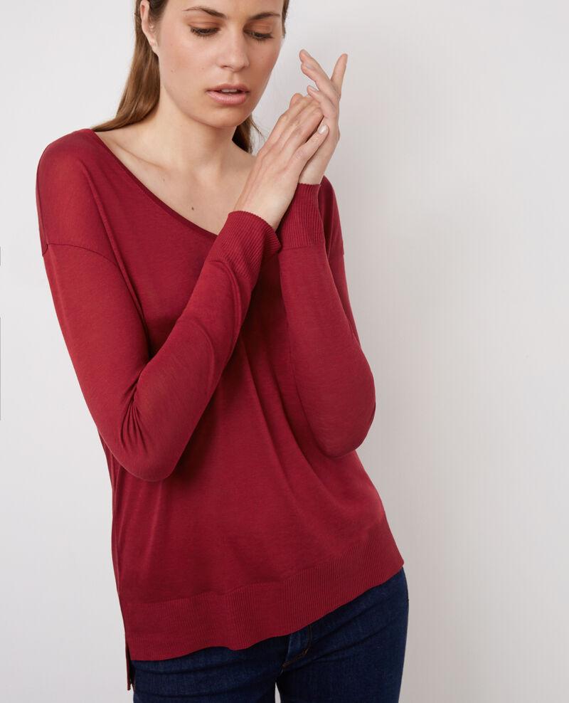 T-shirt manches longues Cardinal Bamalric