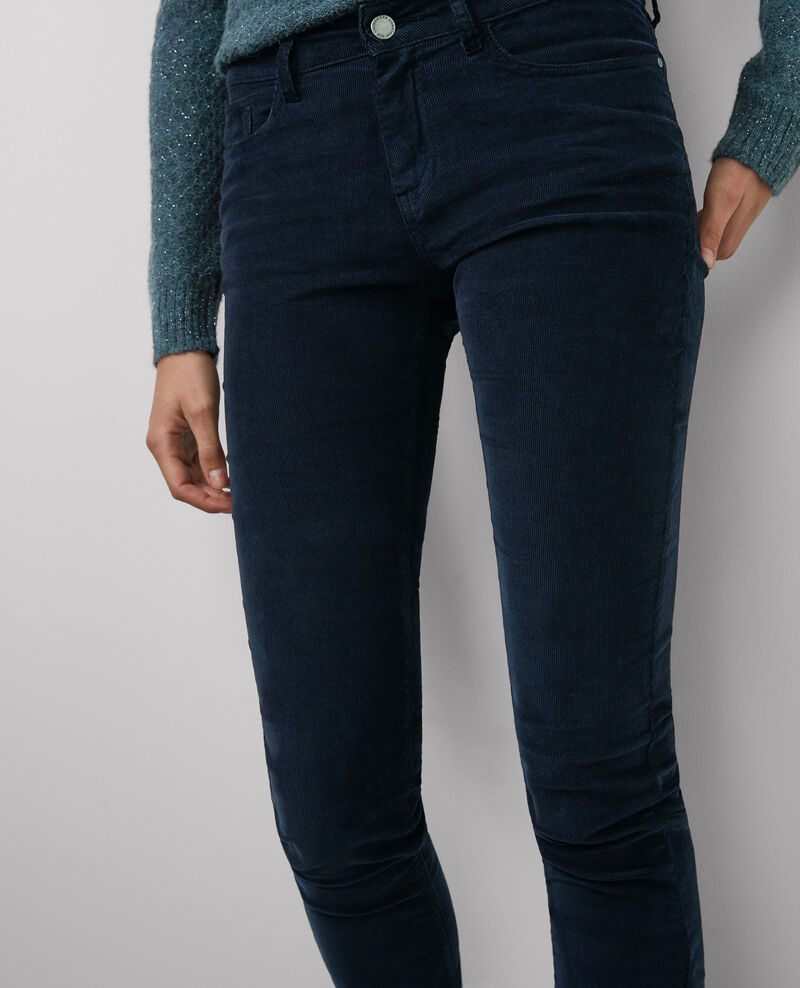 "Jeans rectos de micropana stretch ""Rendez-vous"" Twilight Brigitte"