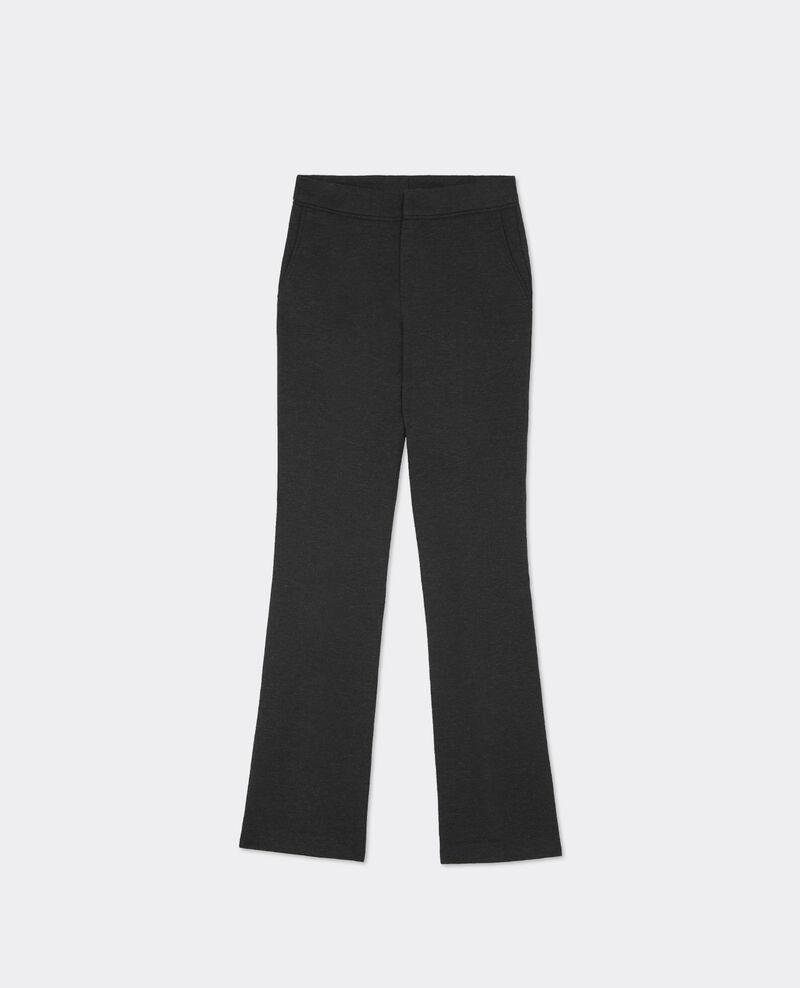 Pantalon tailleur Gris chine Banquet