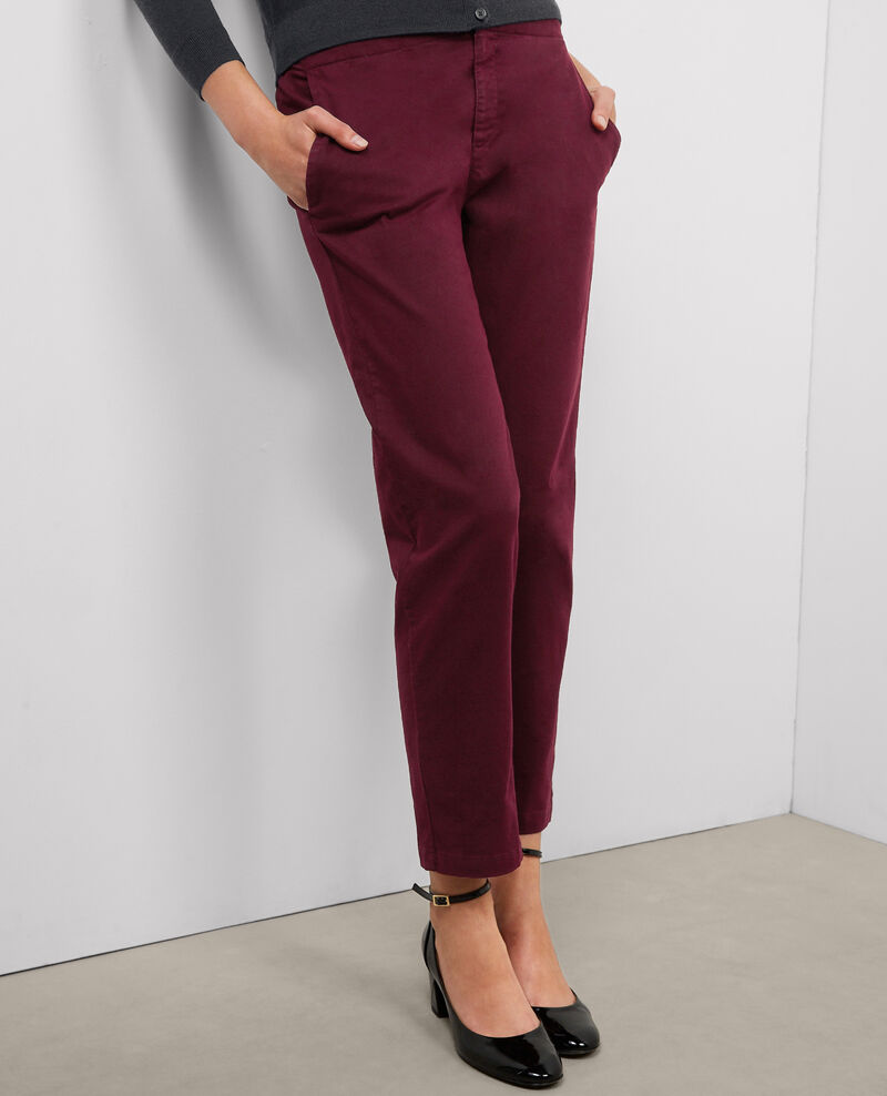 Pantalones chinos Amore Belier