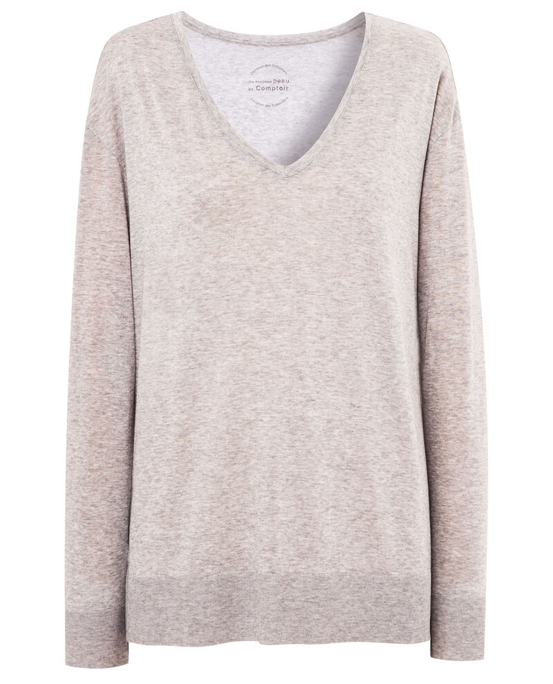 T-Shirt - Ma seconde peau by Comptoir Gris chine Amalric