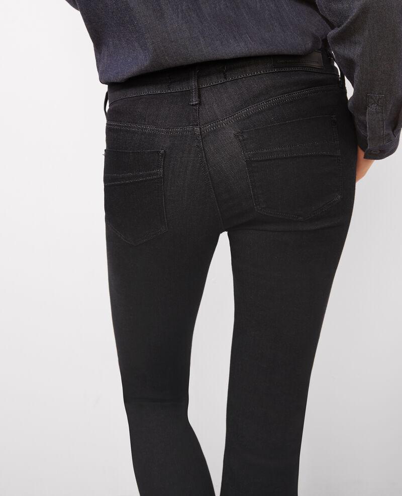"""Jeans droit cropped """"Fille dans le vent"""" Raw Bemol"""