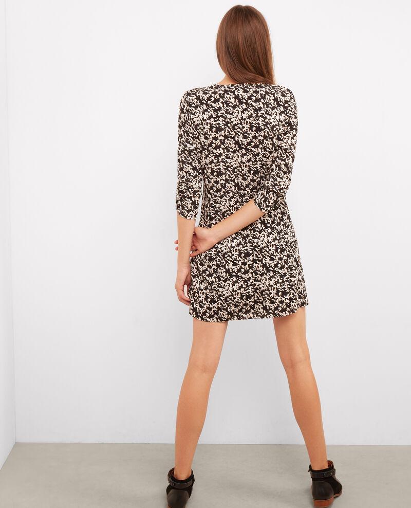 Vestido estampado Panthere Bandali