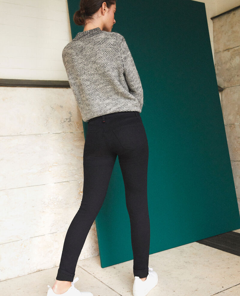 Jeans skinny stretch Noir Dorm