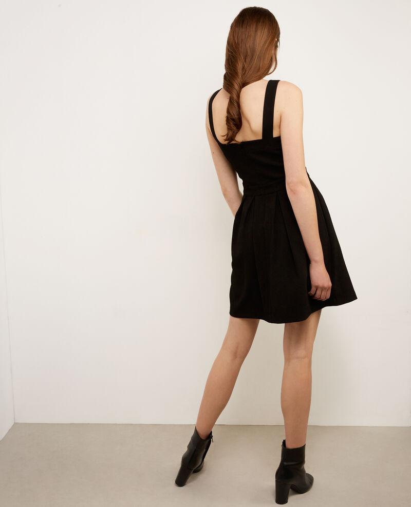 Sleeveless dress Noir Babisa