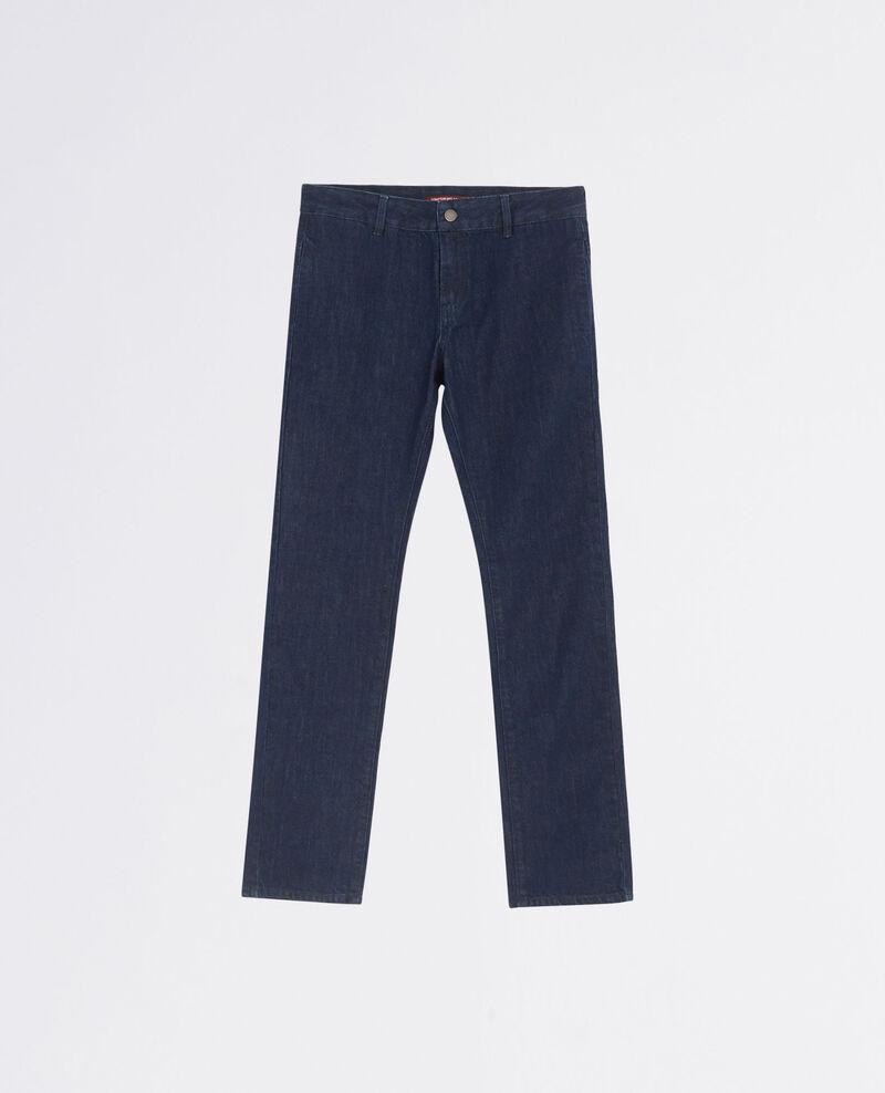 Jeans boyfriend Dark blue Corrida