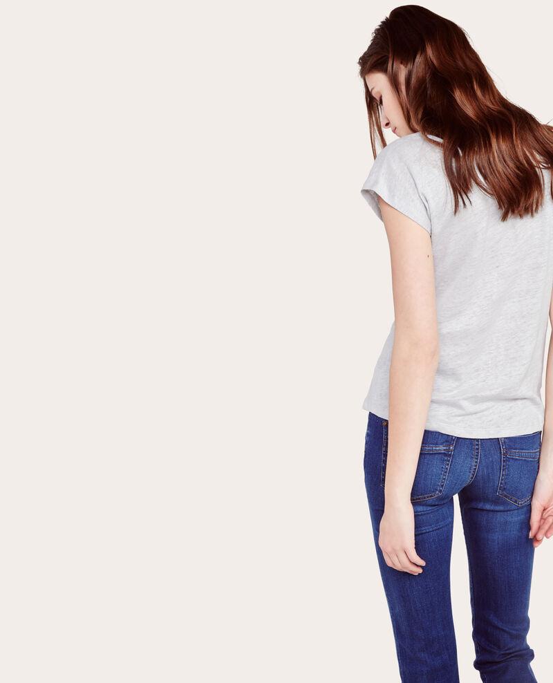 Camiseta de lino Pearl Alabama