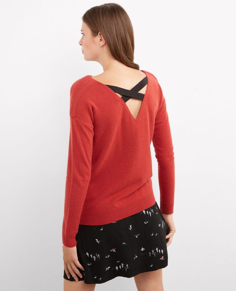 Jersey de seda y cachemir Brick Belouga
