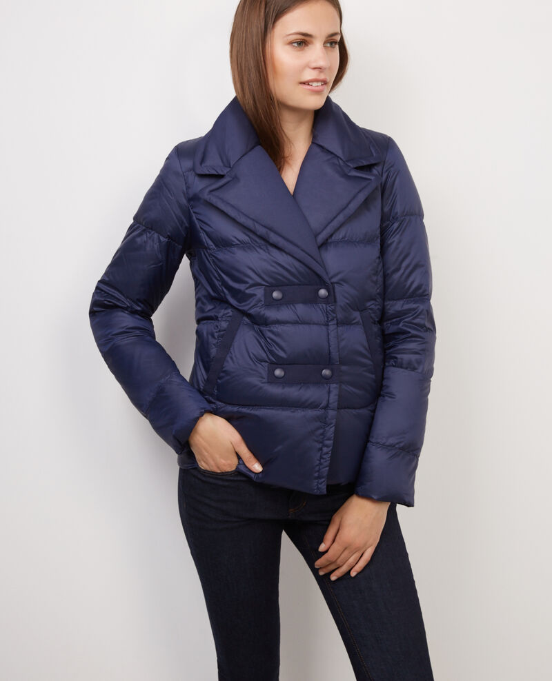 Plumas chaquetón EXCLUSIVO WEB Sailor blue Ticaban