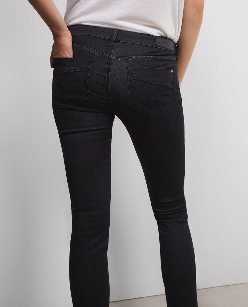 "Jeans slim ""Ma-demoiselle"" Raw Bibou"