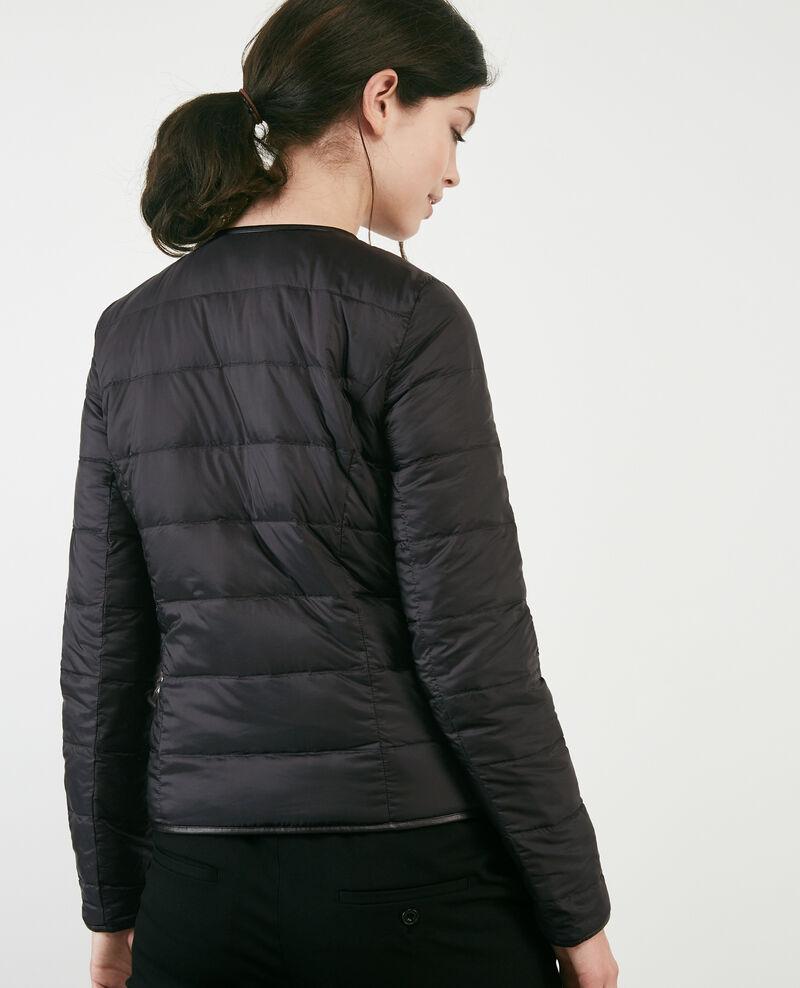 Classic Mademoiselle Plume down jacket Noir/orion Bidown