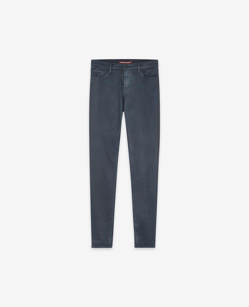 Jeans skinny enduit Navy Didi