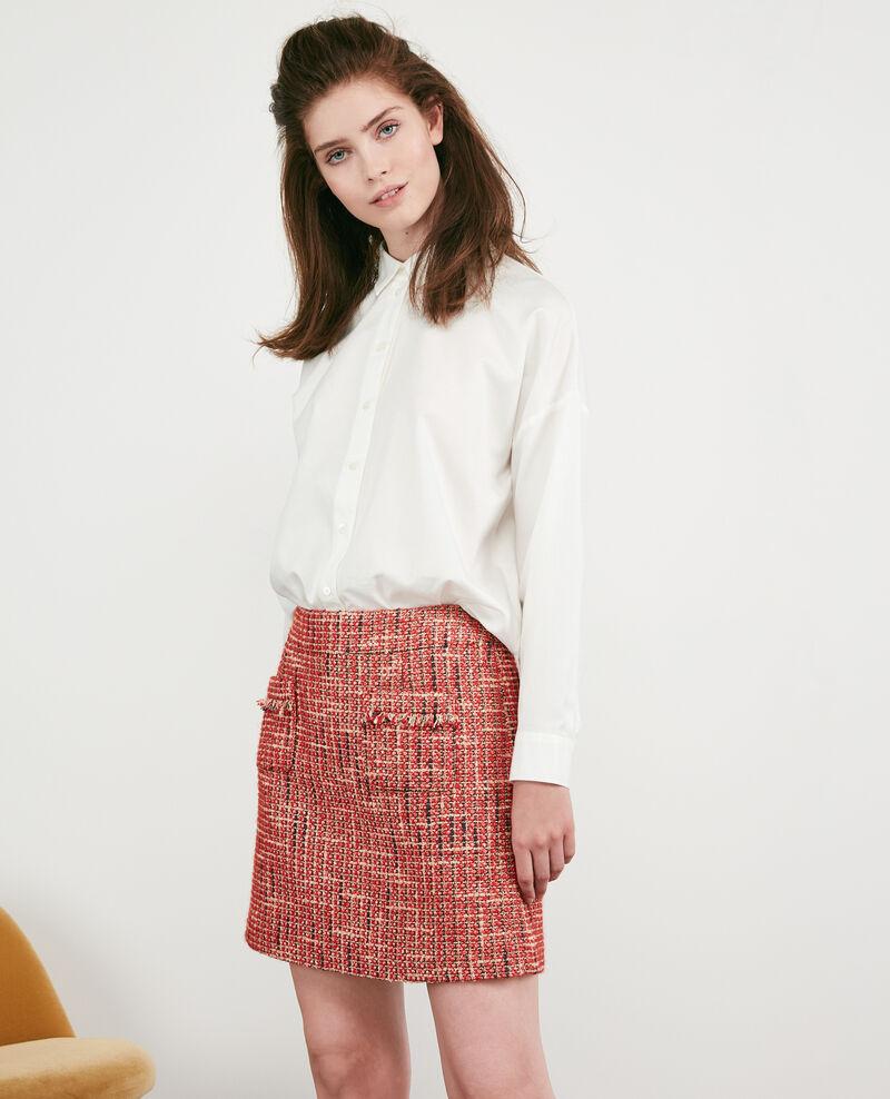 Oversized shirt Blanc Dinema