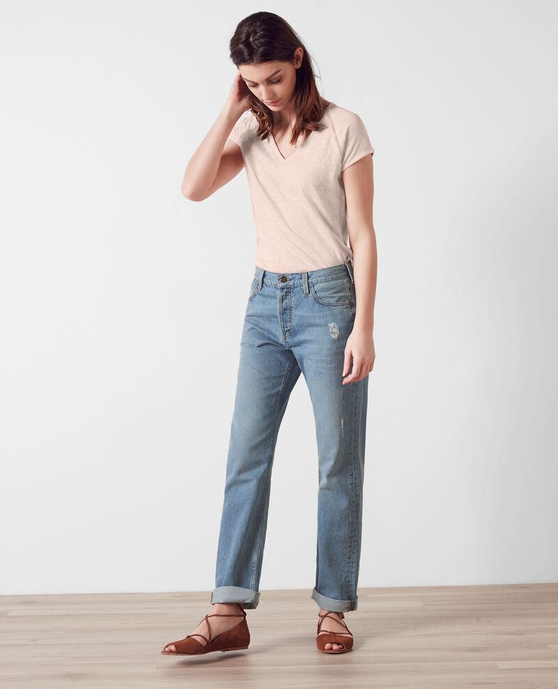 Mom-Jeans Light blue Cocha