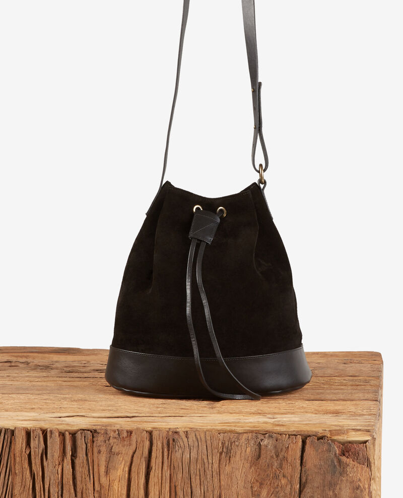 Bucket bag Noir Ducalin