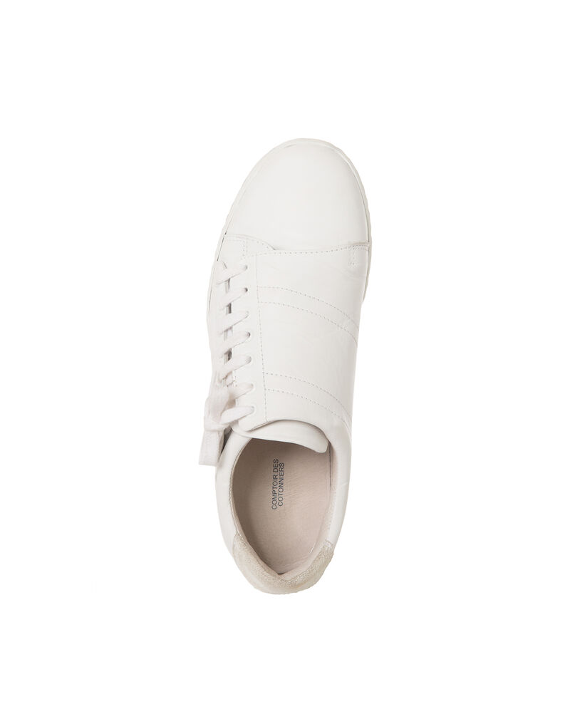 slash sneakers Blanc Tirgule