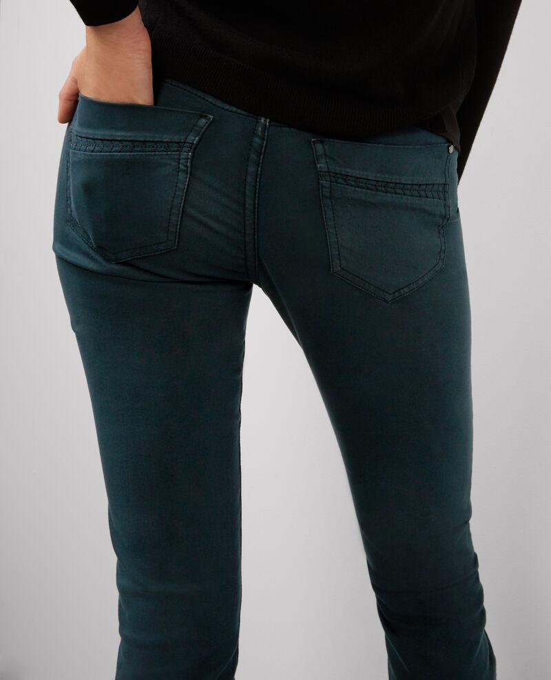 """Jeans droit effet peau de pêche """"Rendez-vous"""" Orion Baimee"""
