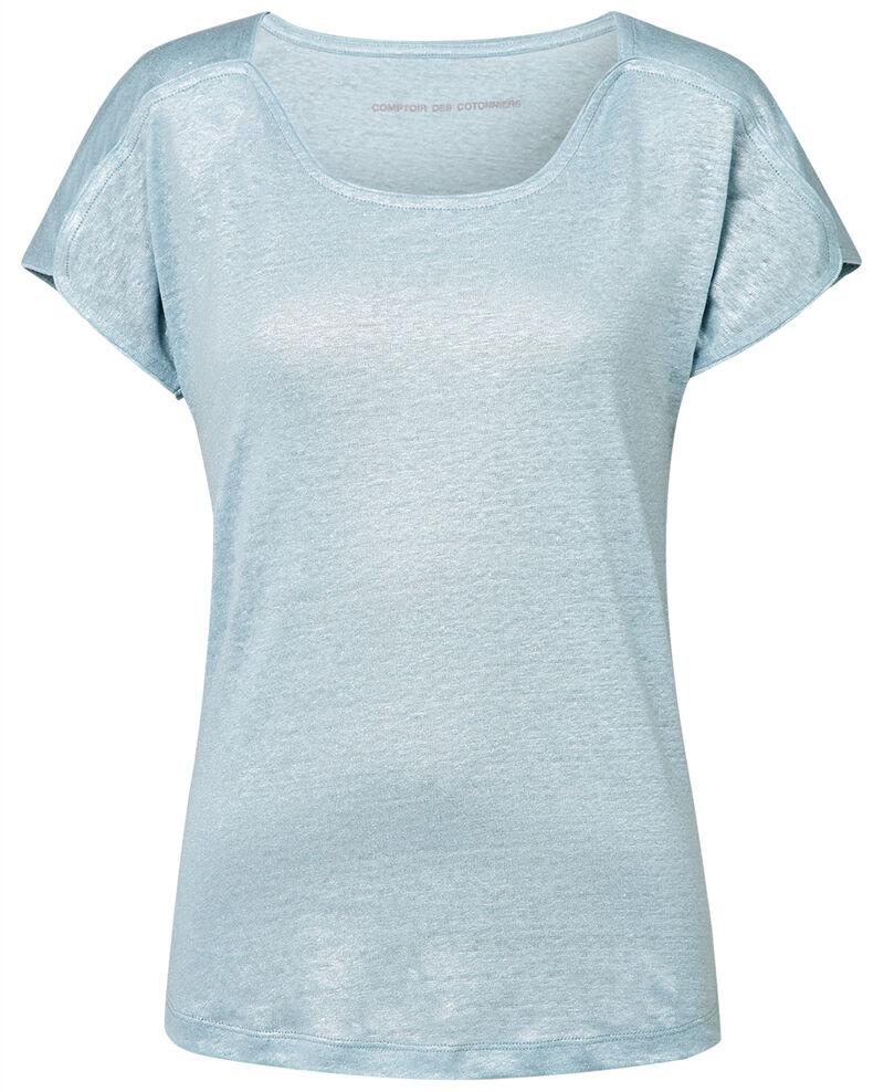 Camiseta de lino irisado Ace_3272 Ace
