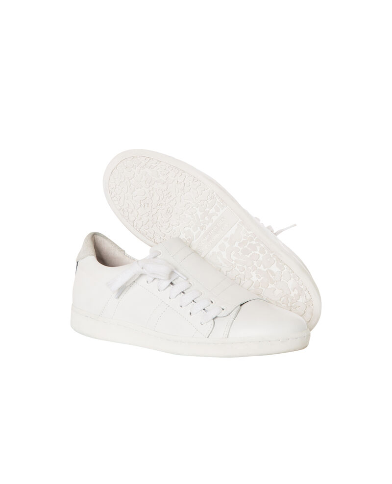 Sneakers slash Blanc Tirgule