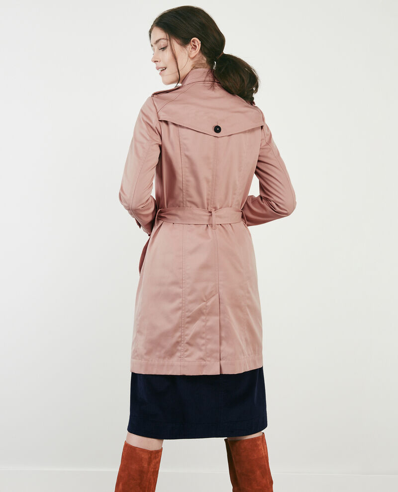 Trench iconique Peach Cadeau